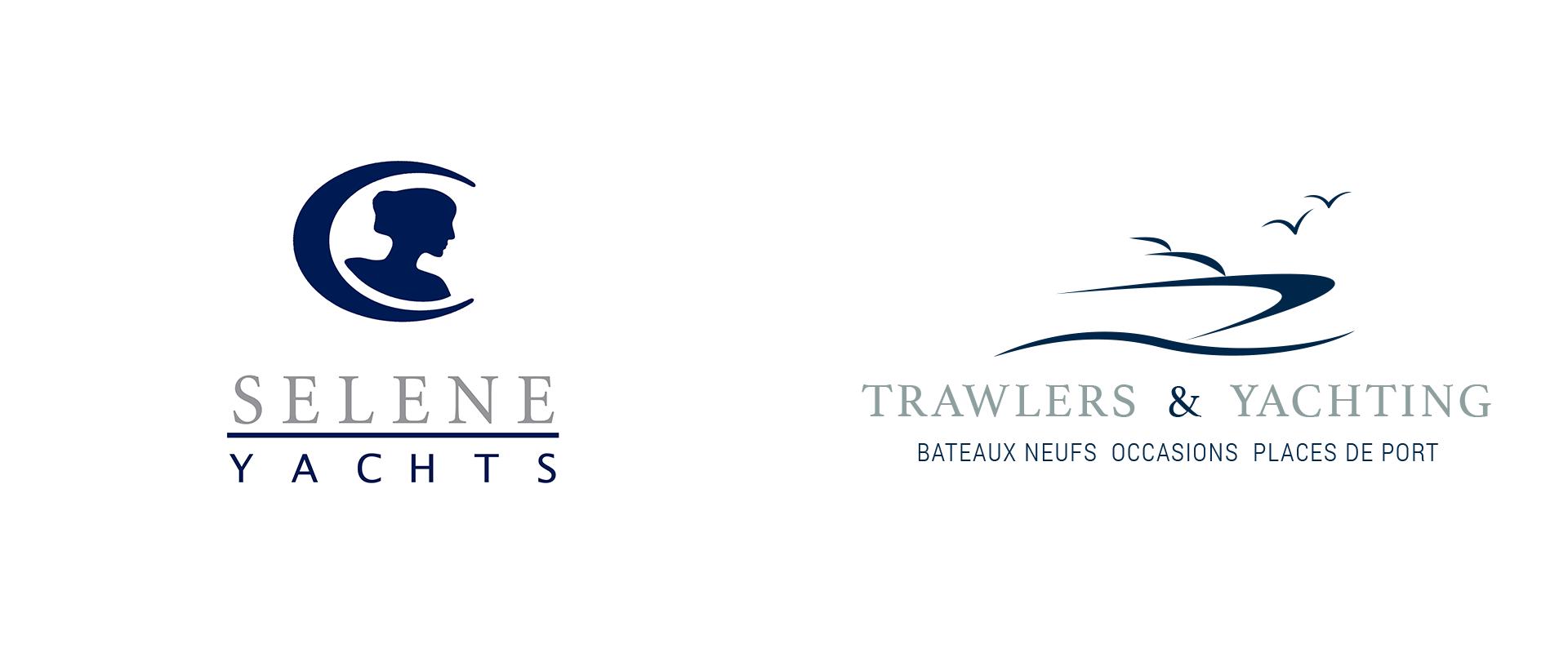 Logos Selene et Trawlers Yacht